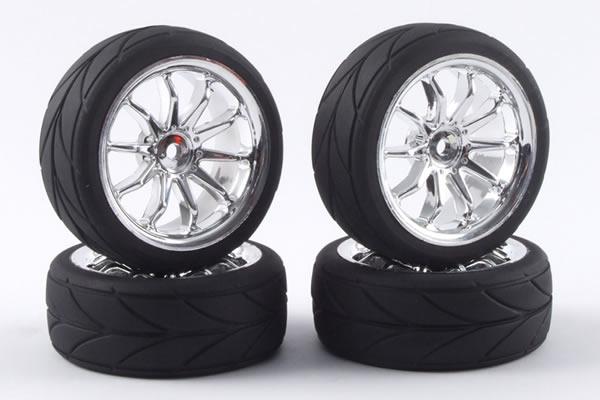 cambiar los neumáticos coche