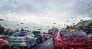 consejos de conducción y aquaplaning