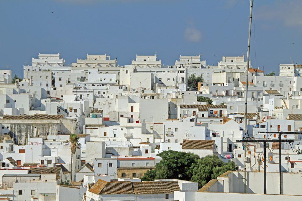 ruta de los pueblos blancos andaluces