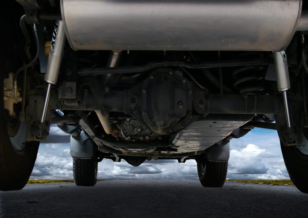 catalizador vehículo