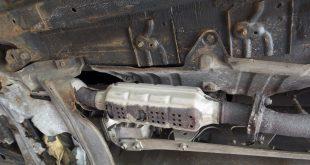 limpieza catalizador vehículo