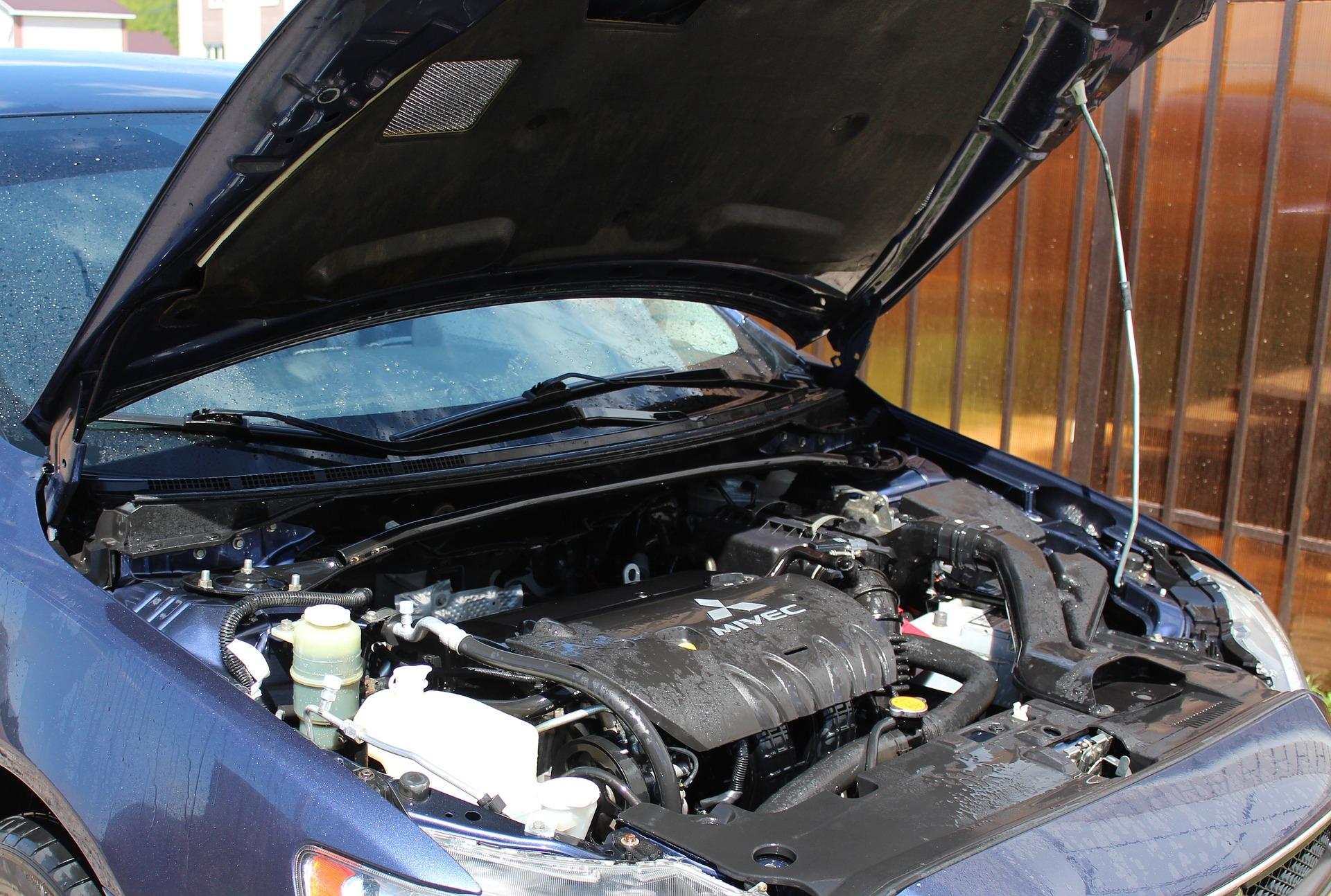 causas del sobrecalentamiento del motor