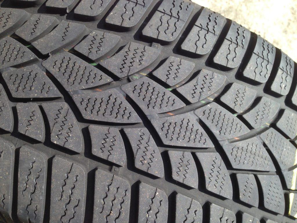 desgaste neumáticos