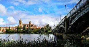 ruta coche Salamanca
