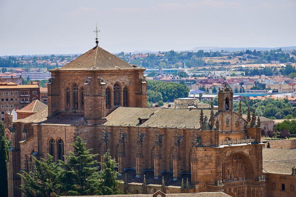 ruta en coche por Salamanca