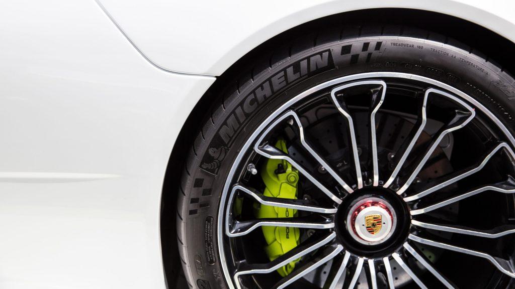 Neumáticos inteligentes cómo funcionan