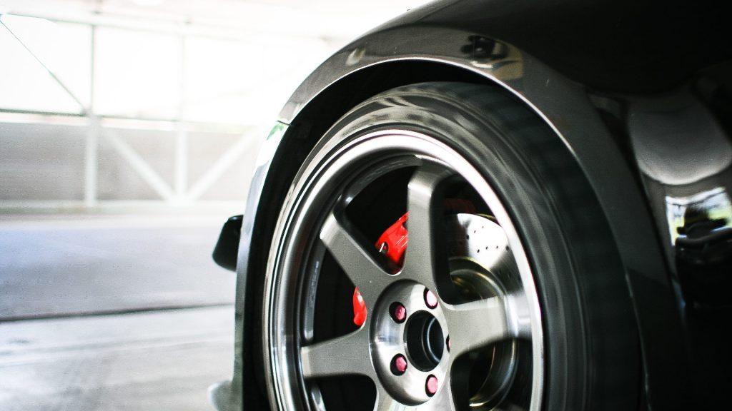 equilibrado de las ruedas