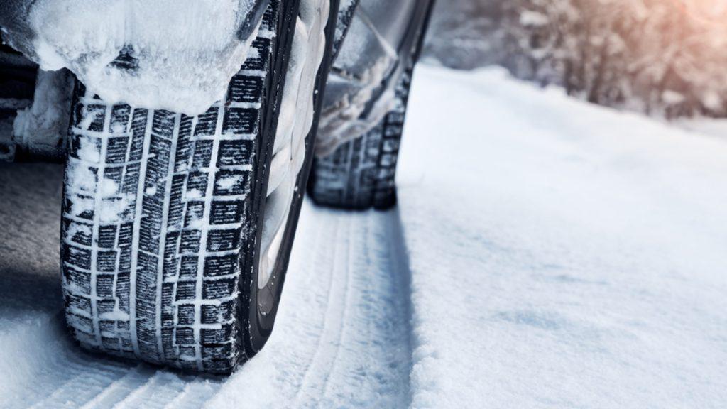 puesta a punto del coche en invierno