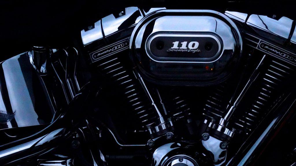 moto de gran cilindrada