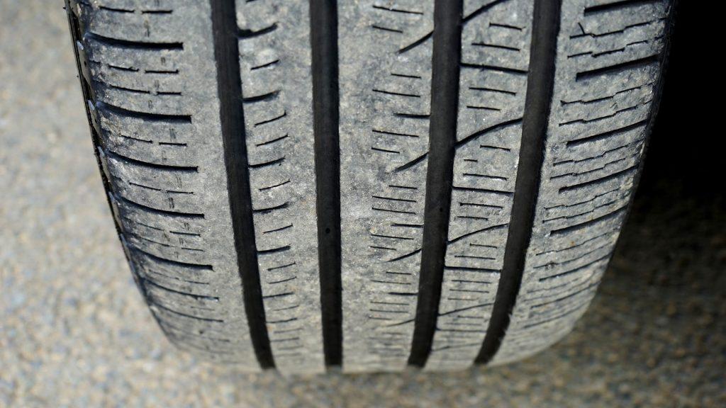 la rueda de repuesto