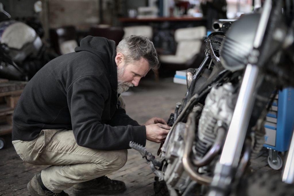 consejos mantenimiento moto
