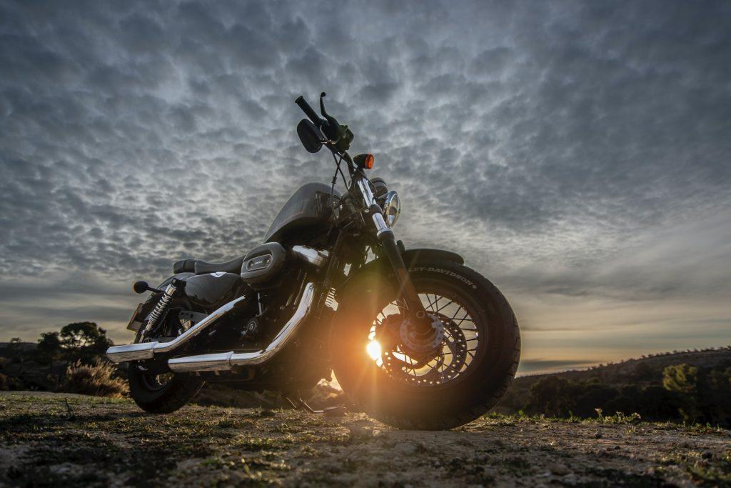 presión neumáticos moto