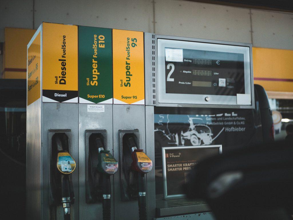 seguridad gasolinera