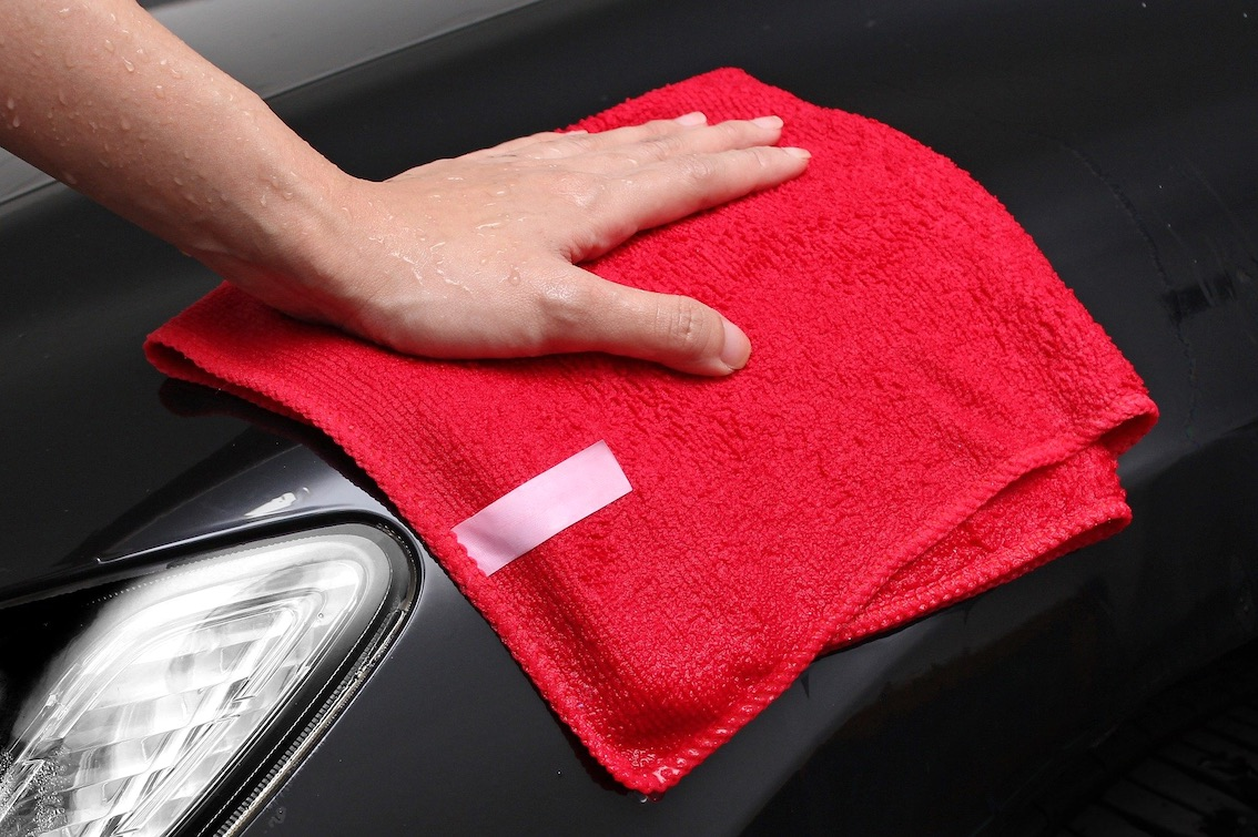 Lavado de coches ecológico sin agua