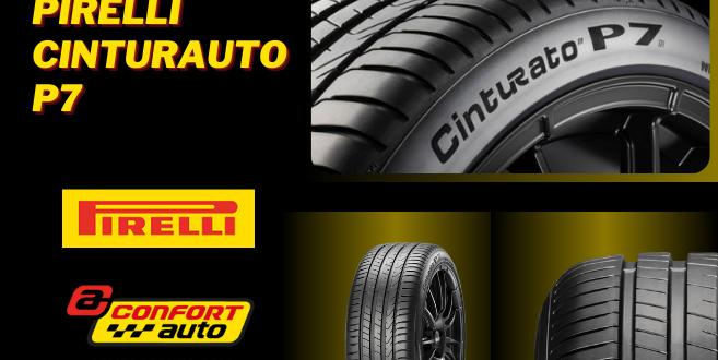 Pirelli Cinturauto P7