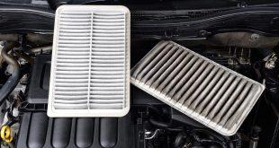 Filtro de aire del coche