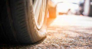 El calor afecta negativamente a tus neumáticos