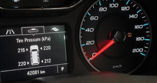 cómo reiniciar un sensor de presión de neumáticos