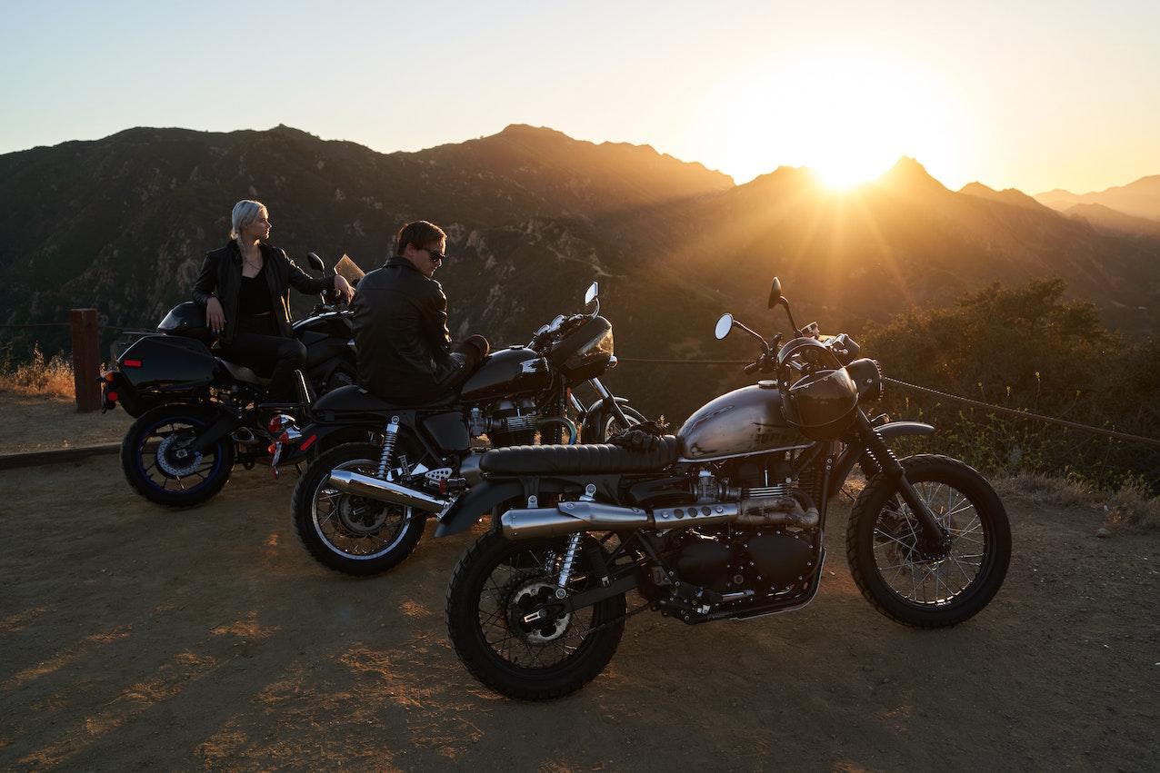 Elegir bien las cubiertas de la moto