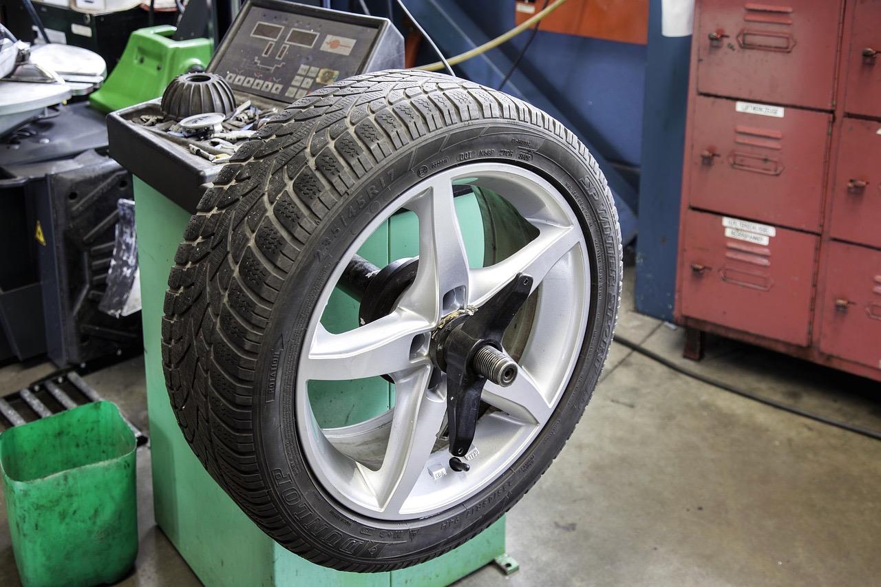 Es seguro vulcanizar un neumático