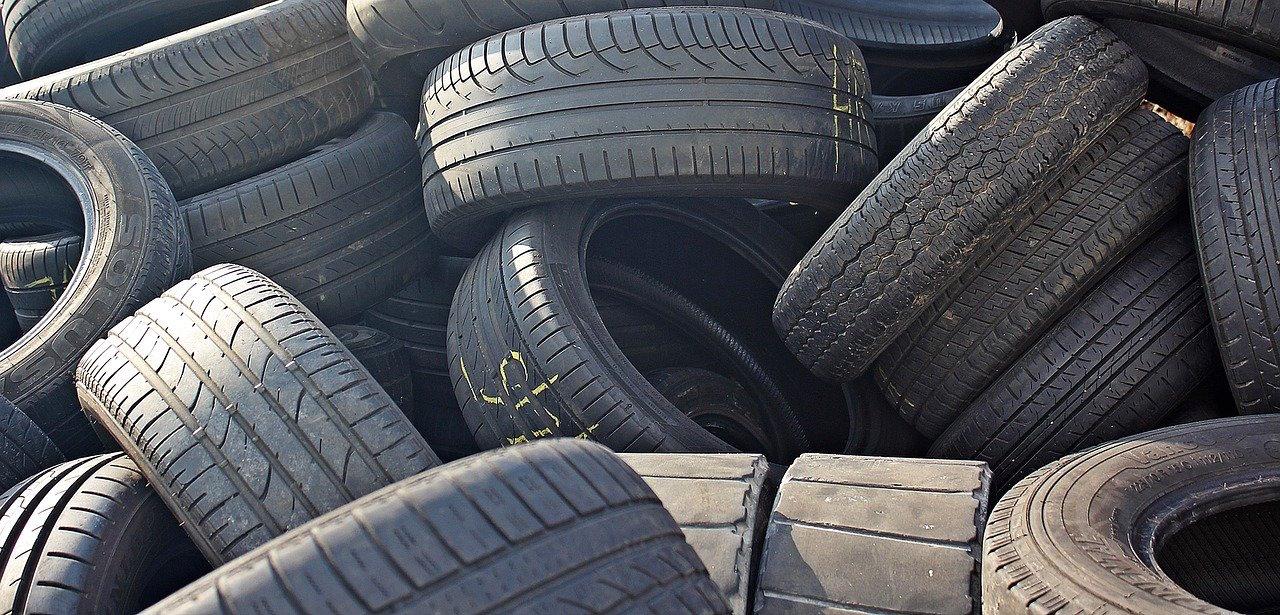 Los neumáticos vulcanizados son seguros