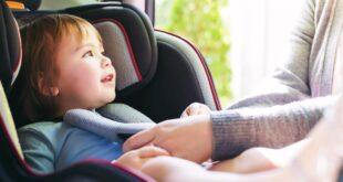 Uso de sillas infantiles en el coche