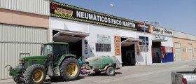Confort Auto Neumáticos Paco Martin