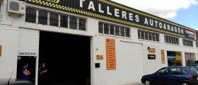 Confort Auto Talleres Autoaragon, S.C.