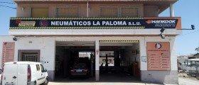 Confortauto Neumáticos La Paloma
