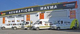 Confortauto Neumáticos Mayma
