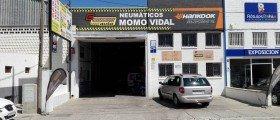 Confortauto Neumáticos Momo Vidal