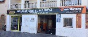 Confortauto Neumáticos el Manota