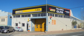 Confortauto Talleres Oliva Banyeres