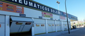 Confortauto Neumáticos Soledad Zaragoza