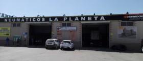 Neumáticos La Planeta