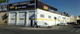 Servicio de lavado y engrase Campo Hermoso