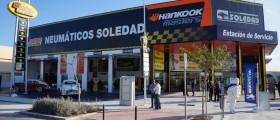 Confortauto Neumáticos Soledad San Vicente
