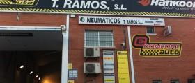 Confortauto Neumáticos y Accesorios T. Ramos