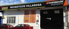 Confortauto Neumáticos Villarosa