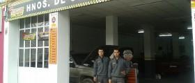 Confortauto  Talleres Hnos. de Sousa Urgel