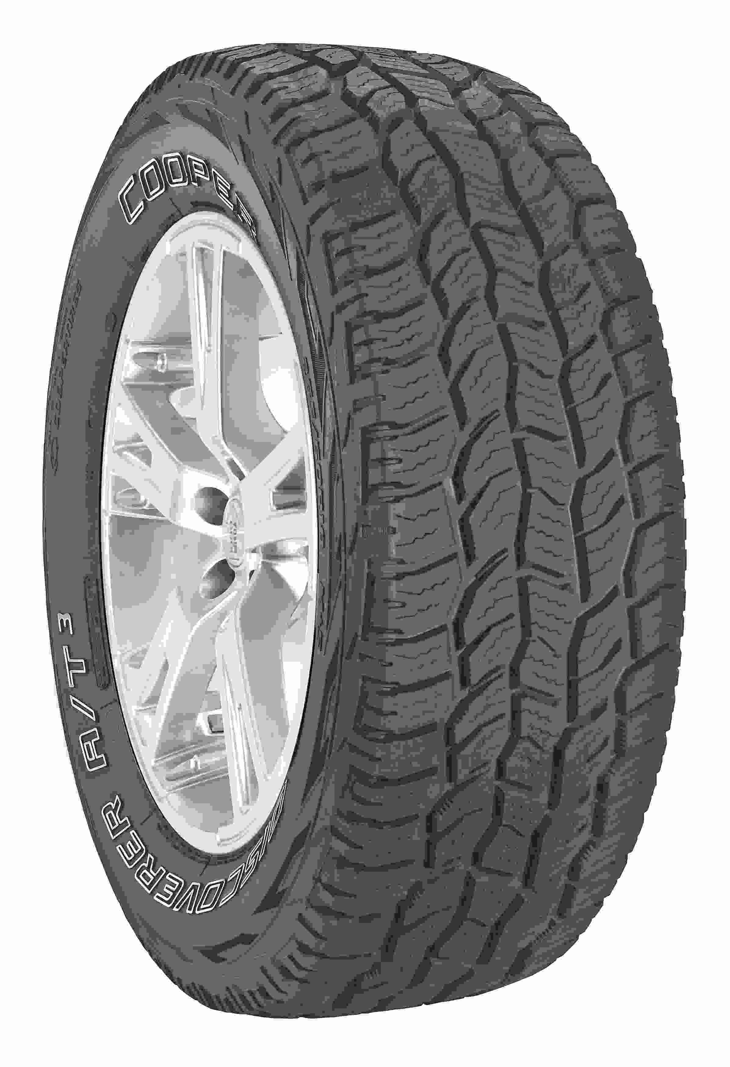 Cooper Cooper Discoverer At3 : 225/70 r16 103 T Owl