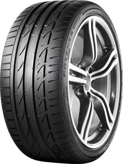 Bridgestone Pneu Potenza S001 225/45 R17 94 W Xl