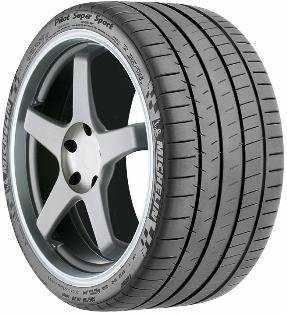 Michelin Pilot Super Sport Grnx El Fsl