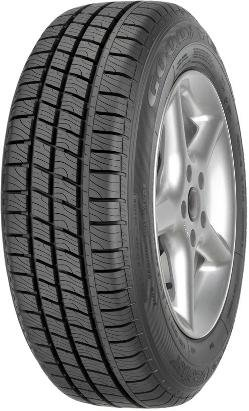 Goodyear Cargo Vector / Fuel Efficiency: E, Wet Grip: C, Ext. Rolling Noise: 73db, Rolling Noise Class: B