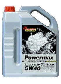 producto confortauto cambio de aceite y filtro powermax 5w40
