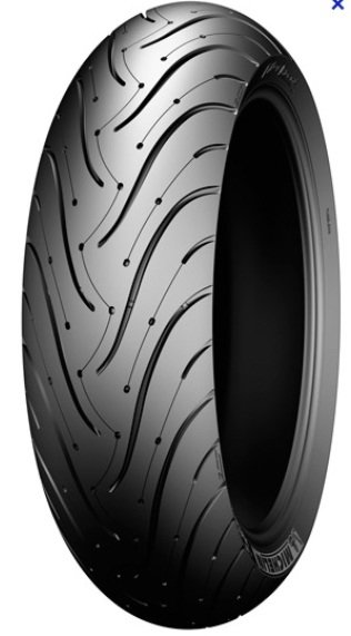 Michelin Michelin Pilot Road 3 Front : 120/70r17 Tl 58 W